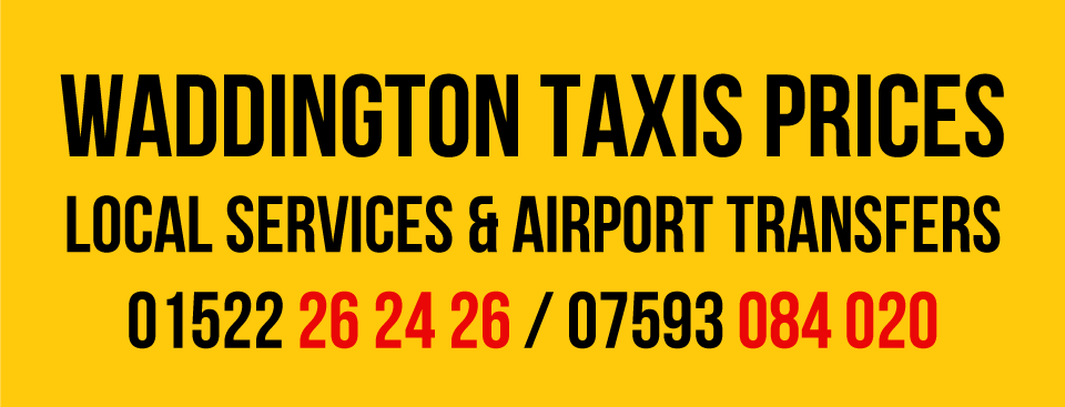 Waddington Taxi Prices